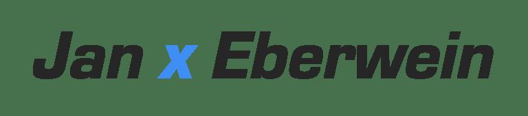 Jan x Eberwein Logo