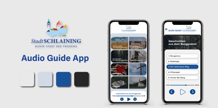 Schlaining Audio Guide App
