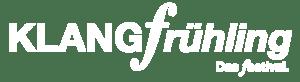 Klangfrühling Logo